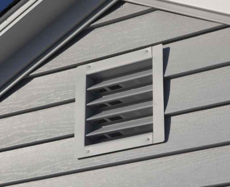 gable eave vents
