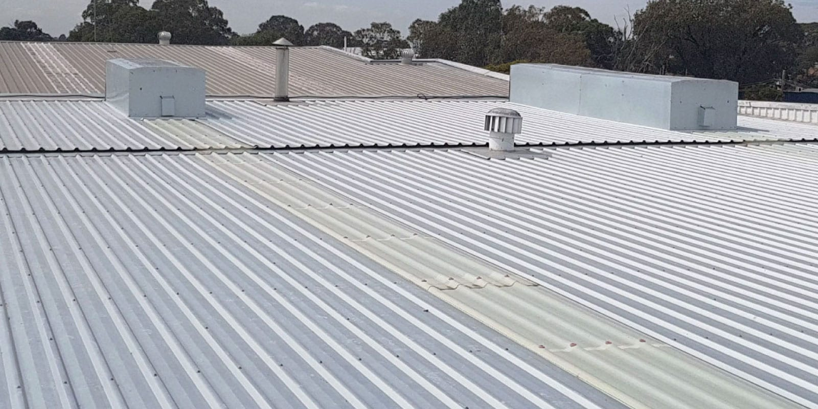 Commercial Roofing Sydney Translucent Panels