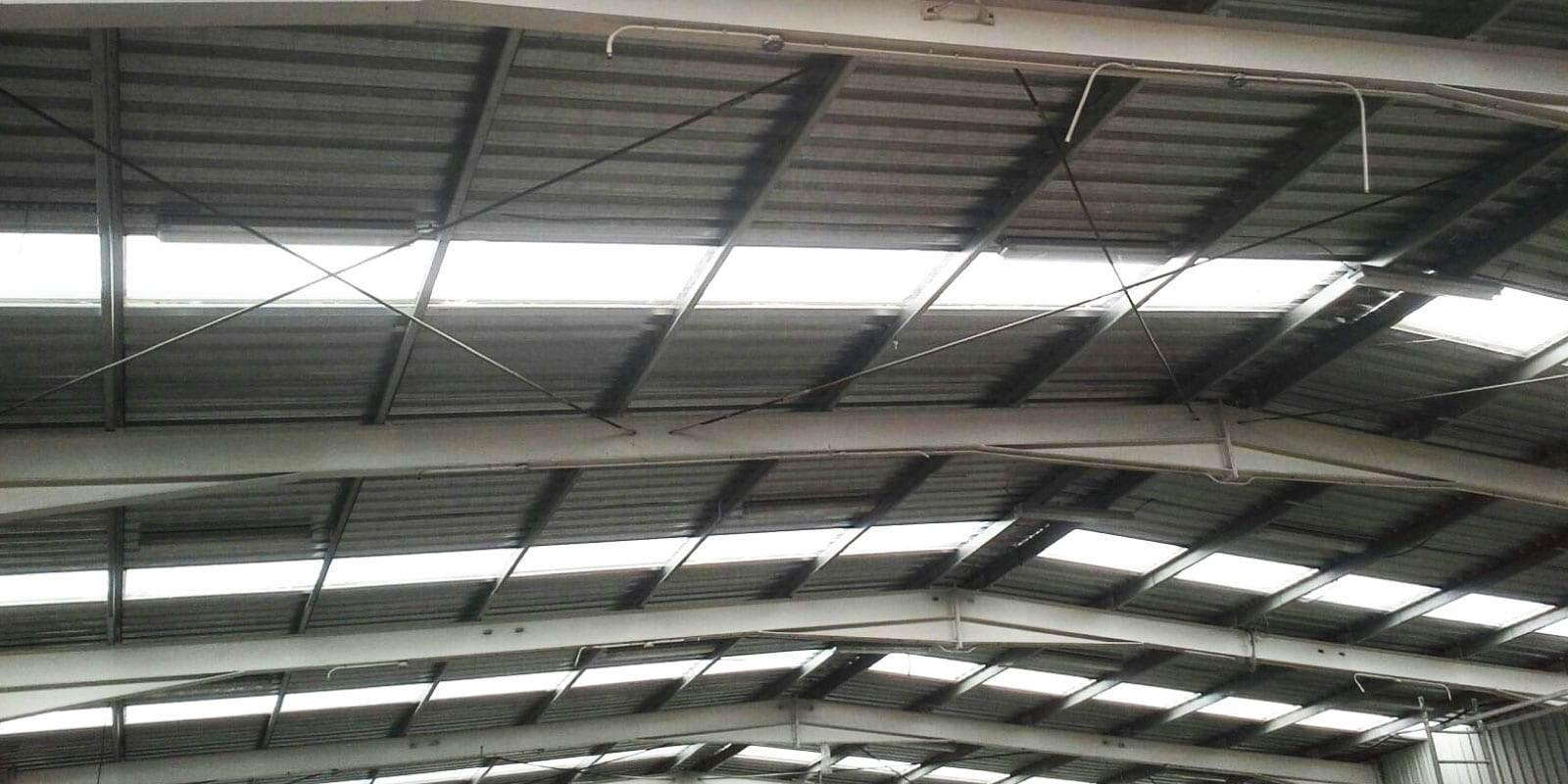 polycarbonate industrial roofing sydney