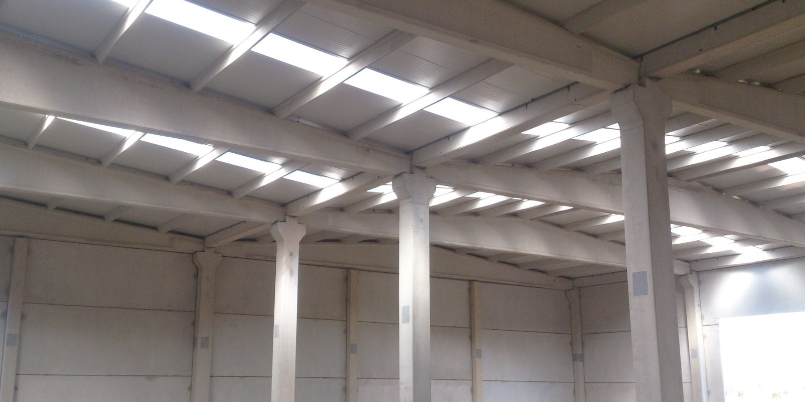 clear roofing panels sydney commercial industrial
