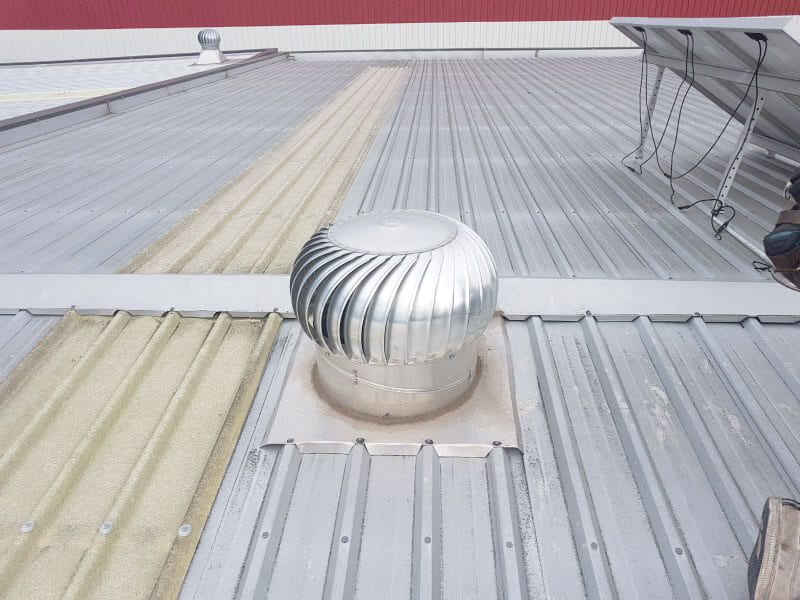 commercial roof vent sydney