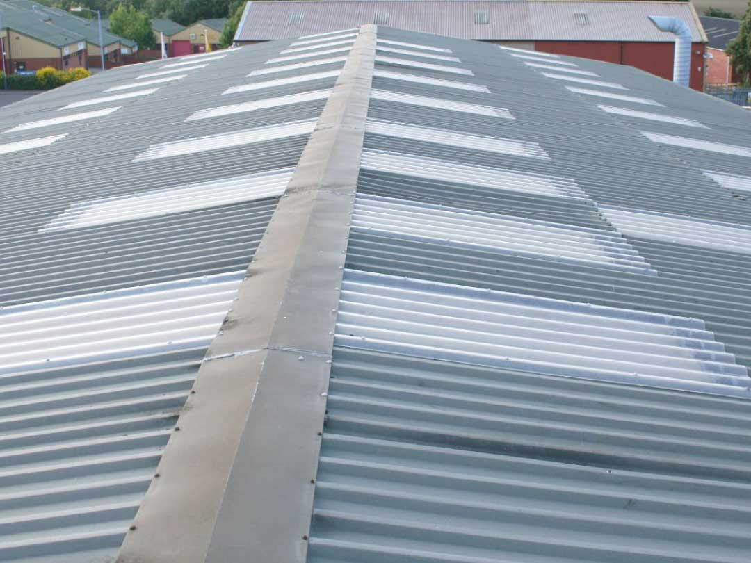 clear roof panels skylights sydney nsw australia