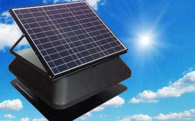 The Incredible Benefits of Having Solar Roof Vents in 2020
