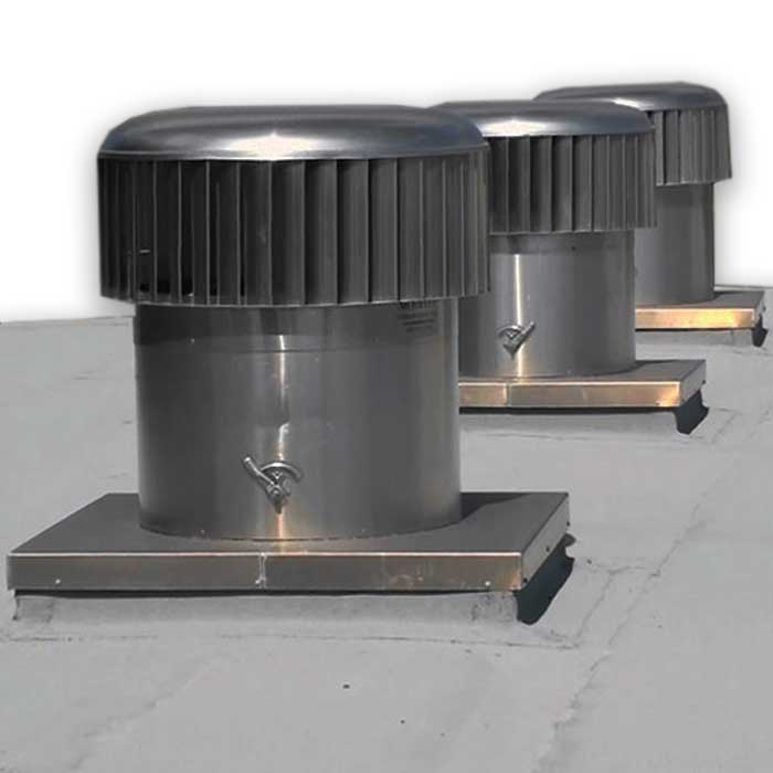 greenaroo industrial roof vents