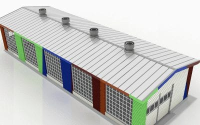 What are the different types of roof vents?