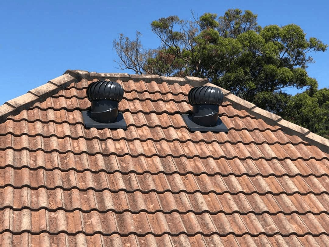 roof ventilation commercial roofing near me