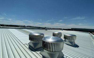 What are the Types of Commercial Turbine Roof Vents?