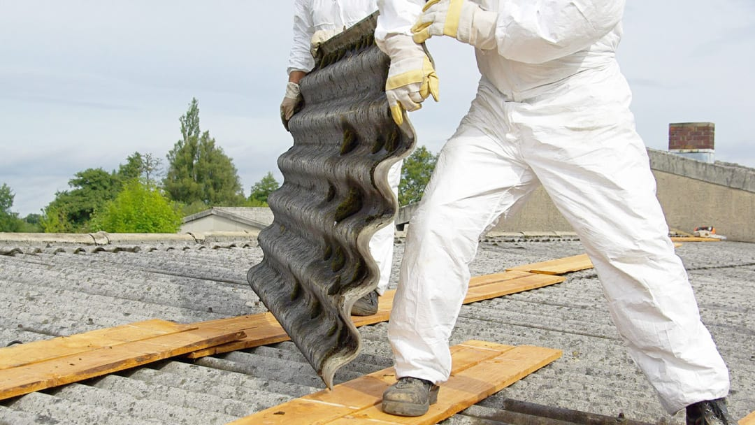 Asbestos Roof Abatement Removal Sydney