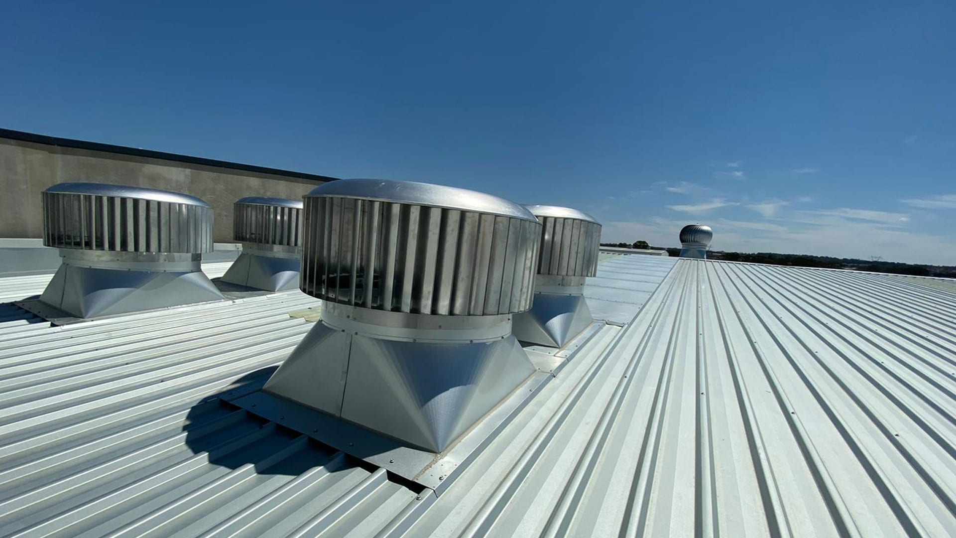 commercial roofing ventilators sydney