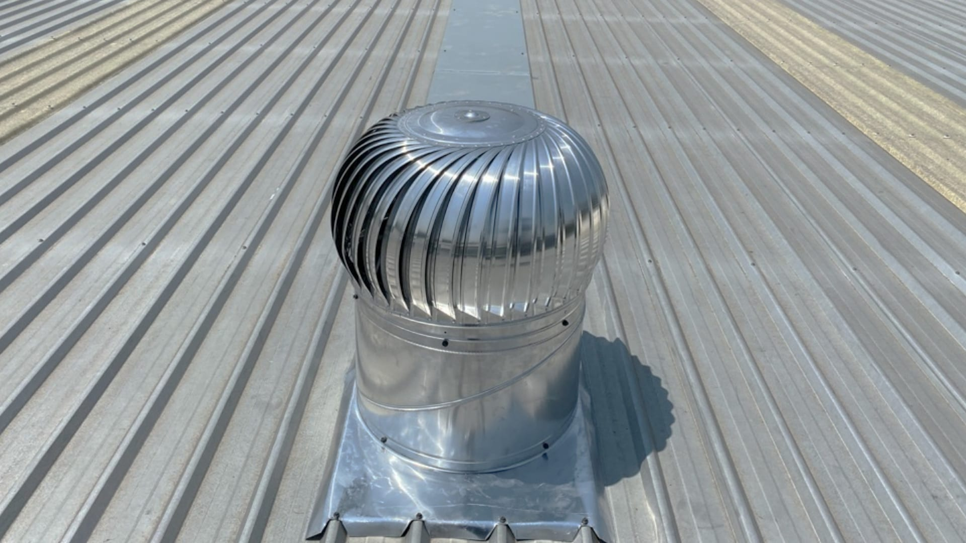 Commercial Whirlybird Roof Vents Sydney