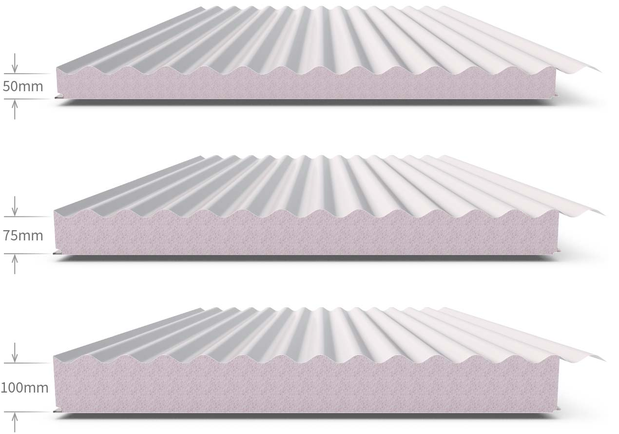 roof ventilation Australia insulated panels