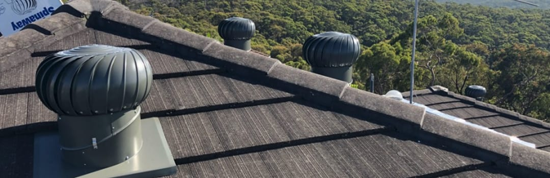 roof ventilation fan Sydney